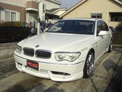 BMW760LiシアターPKG シュニッツァーエアロ 左H