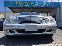 M・ベンツE240 14日間限定販売車