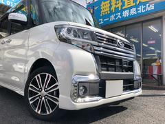 タントカスタムRS トップエディションSAII 14日間限定販売車