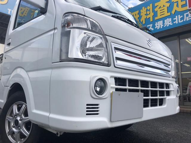 スズキ キャリイトラック KX 14日間限定販売車