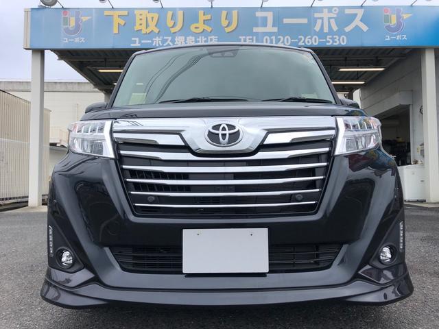 トヨタ ルーミー カスタムG 14日間限定販売車