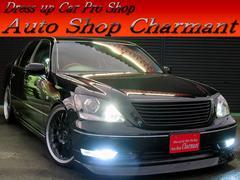 セルシオeR 黒革SR 車高調フルエアロ20AW オール新品カスタム