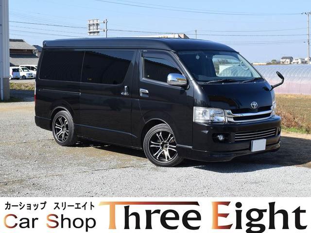 トヨタ ロングワイドスーパーGL ローダウン HID ETC 4WD
