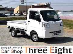 ハイゼットトラックスタンダード 4WD エアコン パワステ バイザー マット