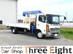 ヒノレンジャーベースグレード タダノ4段ユニック ラジコン 新品メッキ