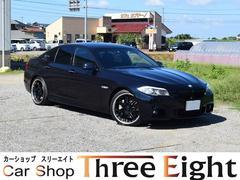 BMW535i Mスポーツパッケージ ワンオーナー 20AW 左