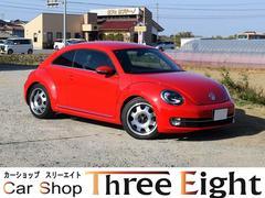 VW ザ・ビートルデザインレザーパッケージ ATS18AW H&R足回り 黒革