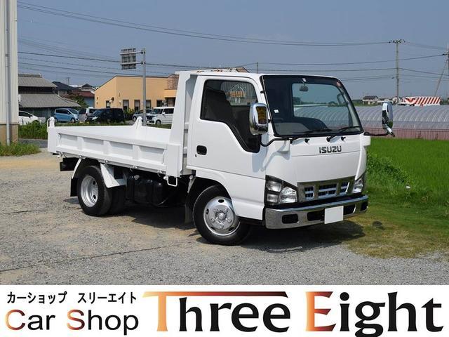いすゞ 強化ダンプ 2t 新品メッキパーツ バンパー グリル MT車