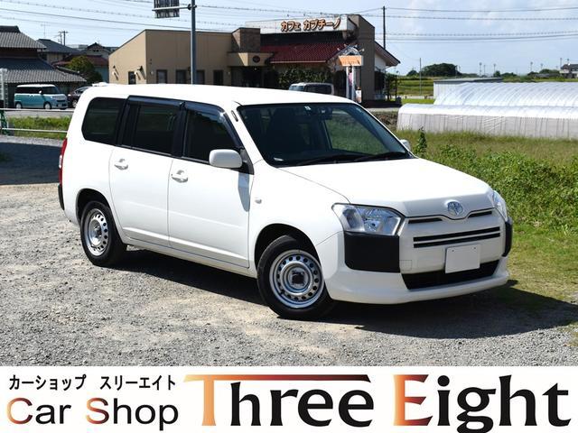 トヨタ プロボックス GL 純正ナビ 地デジTV ETC 電格ミラー プライバシーガラス Wエアバック キーレス AT車 エアコン