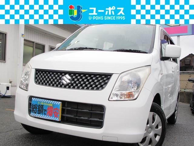 スズキ FX 禁煙・キーレス・純正CD・ラジオプレイヤー・ダブルエアバック・電動ミラー