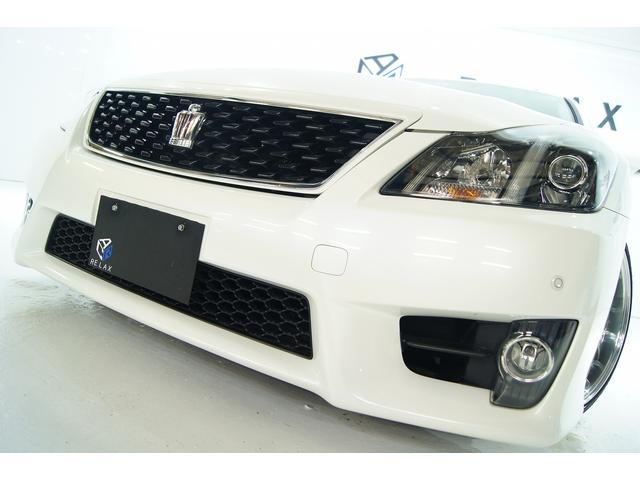 トヨタ 2.5アスリート アニバーサリーエディション黒革 新品アルミ