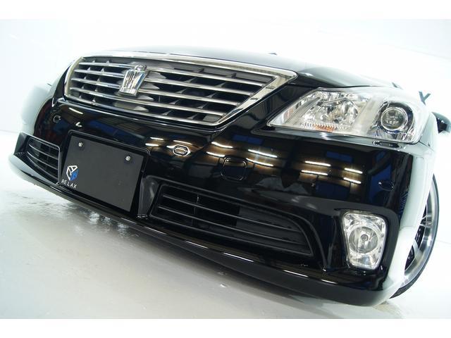 トヨタ 2.5ロイヤルサルーン後期全国1年保証 新品車高調新品アルミ