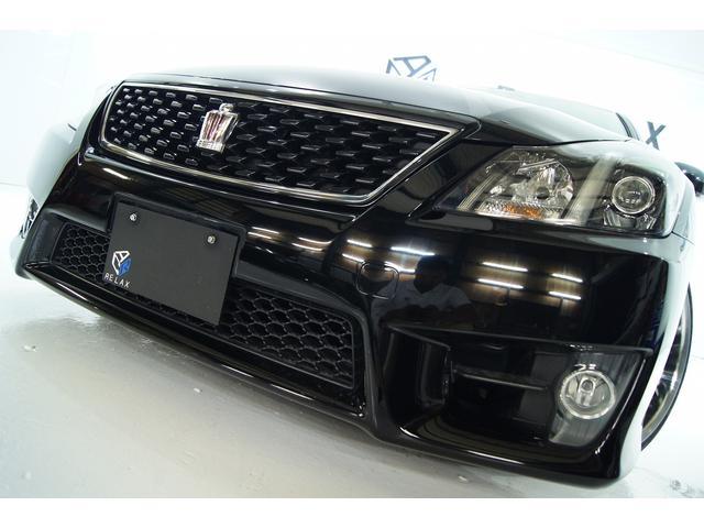トヨタ 2.5アスリート アニバーサリーエディション本革新品アルミ