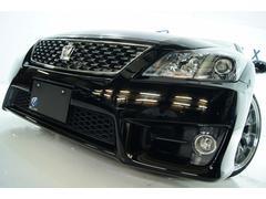 クラウン2.5アスリート全国1年保証新品アルミ新品タイヤ新品車高調