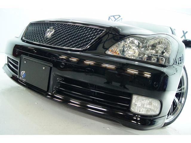 トヨタ アスリート全国1年保証付 新品アルミ新品タイヤ新品車高調