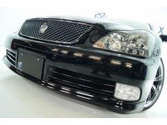 クラウンアスリート全国1年保証付 新品アルミ新品タイヤ新品車高調