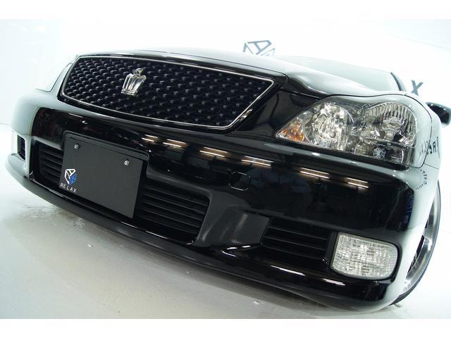 トヨタ アスリート3.5L後期 全国1年保証 新品アルミ 新品車高調