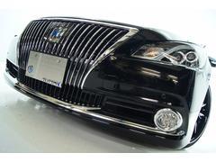 クラウンマジェスタFバージョン本革 全国1年保証付き 新品車高調新品20アルミ