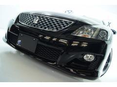 クラウン3.5アスリートG 本革 全国1年保証 新品アルミ新品車高調