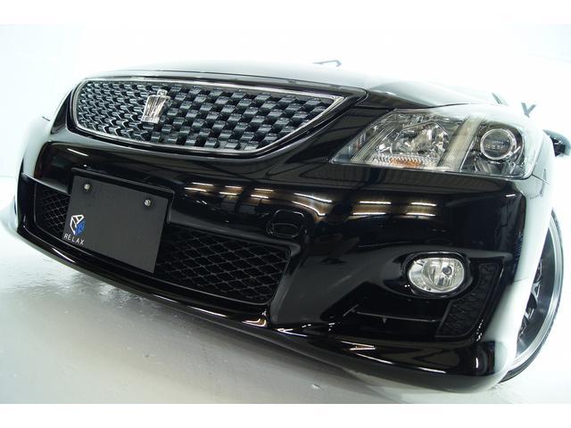 トヨタ 2.5アスリート全国1年保証付 新品アルミタイヤ 新品車高調