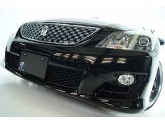 クラウン2.5アスリート全国1年保証付 新品アルミタイヤ 新品車高調