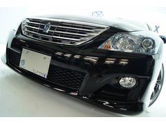 クラウンハイブリッドスタンダードパッケージ本革 全国1年保証新品アルミ新品車高調