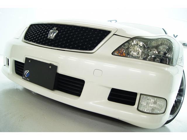トヨタ アスリート後期HDD全国1年保証 新品アルミタイヤ新品車高調
