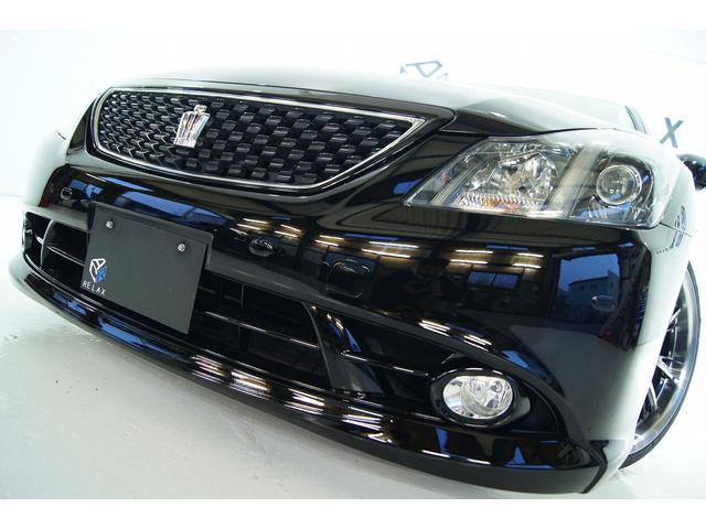 トヨタ 2.5アスリート アニバーサリーED本革サンルーフ新品アルミ