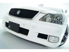 クラウンアスリート 全国1年保証付き 新品19アルミ 新品車高調
