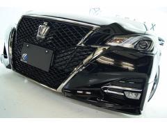 クラウンアスリートS−Tフルモデリスタ新品アルミ新品車高調新品シート