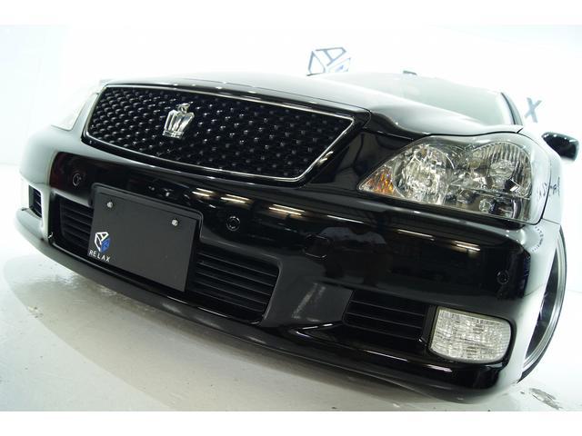 トヨタ アスリート2.5後期 全国1年保証 新品アルミ 新品車高調