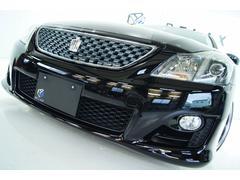 クラウン3.5アスリート 全国1年保証 新品アルミ 新品車高調