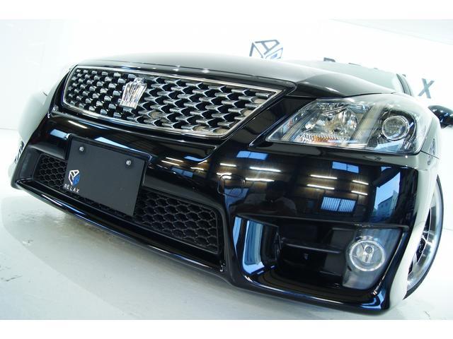 トヨタ アスリート後期 全国1年保証 新品アルミタイヤ 新品車高調