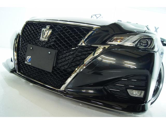 トヨタ アスリート-T全国1年保証バカンスエアロ新品車高調19アルミ