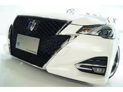 クラウンハイブリッドアスリートS後期 全国1年保証 モデリスタ 新品アルミ車高調