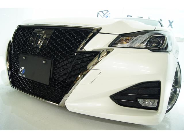 トヨタ アスリートS-T 全国1年保証 新品19アルミ 新品車高調