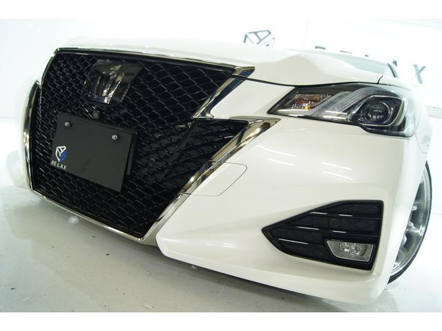 トヨタ アスリートS-Tサンルーフ 全国保証付き新品アルミ新品車高調