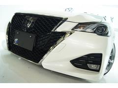 クラウンアスリートS−Tサンルーフ 全国保証付き新品アルミ新品車高調