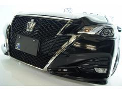 クラウンアスリートS−T後期 全国1年保証 新品19アルミ新品車高調