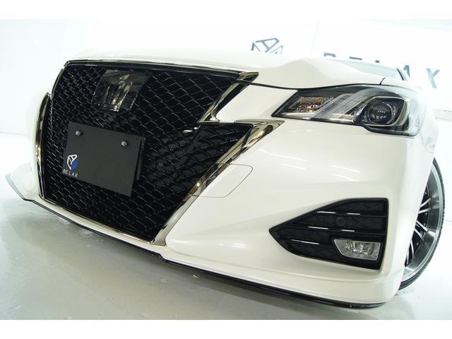 トヨタ アスリートS-T 新品バカンスエアロ 新品アルミ 新品車高調