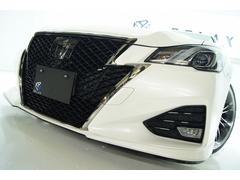 クラウンアスリートS−T 新品バカンスエアロ 新品アルミ 新品車高調