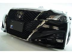 クラウンアスリートS−T TRD後期 革 新品19アルミ 新品車高調