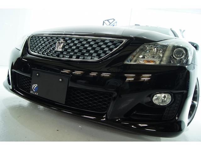 トヨタ 2.5アスリート ナビパケ全国1年保証 新品アルミ新品車高調