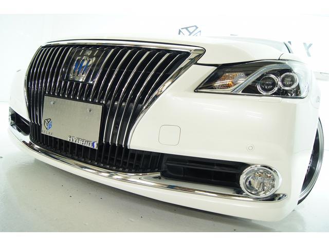 トヨタ Fバージョン黒革全国1年保証全国1年保証新品アルミ新品車高調