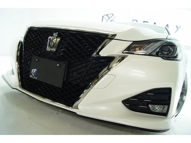 トヨタ アスリートS-T後期 新品バカンスエアロ新品アルミ新品車高調