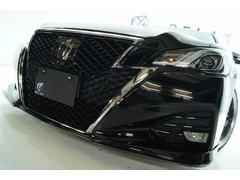 クラウンアスリートS−T後期 新品バカンスエアロ新品アルミ新品車高調