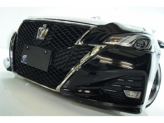 トヨタ クラウン アスリートS-T後期全国保証付新品アルミ新品タイヤ新品車高調