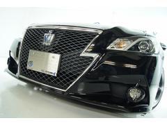 クラウンハイブリッドアスリートS全国1年保証付き 新品アルミ新品タイヤ新品車高調