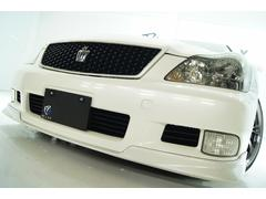 クラウンアスリート本革 全国1年保証新品アルミ 新品タイヤ新品車高調