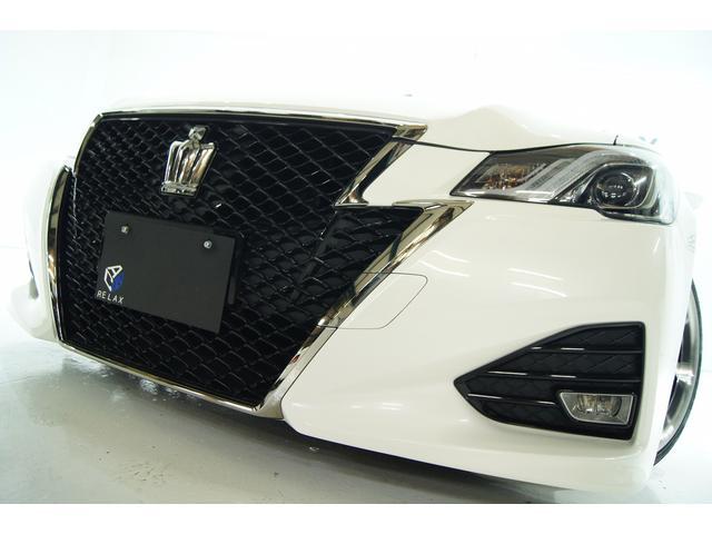 トヨタ クラウン アスリートS-T 全国1年保証新品アルミ新品タイヤ新品車高調
